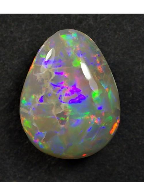 Drahý opál z Austrálie - 0,82ct
