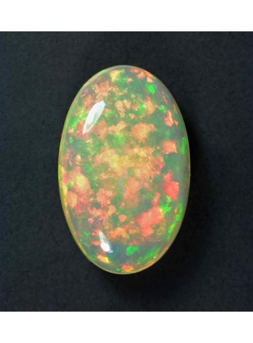Precious opal - Ethiopia 16x9mm