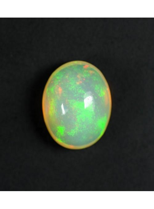 Drahý opál z Etiopie 10x7mm