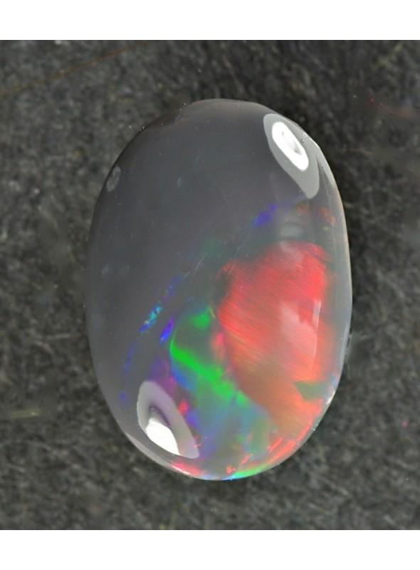 Drahý opál z Austrálie - 0,46ct