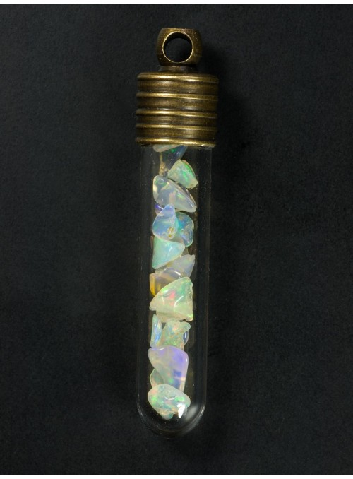 Přívěšek s etiopskými opály