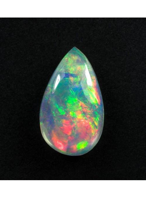 Drahý opál z Etiopie 12x7mm