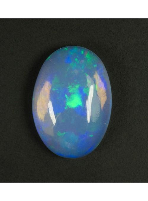 Drahý opál z Etiopie 11x7mm