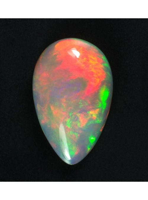 Drahý opál z Etiopie 16x11mm