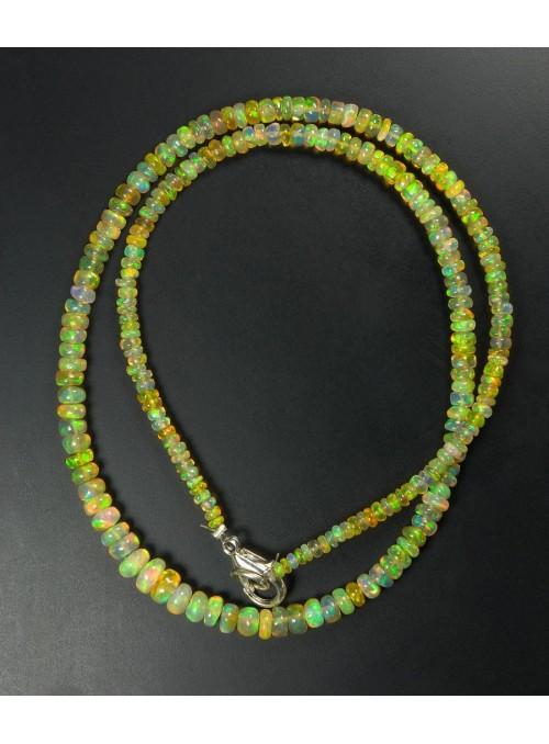 Drahý opál z Etiopie 15x11mm