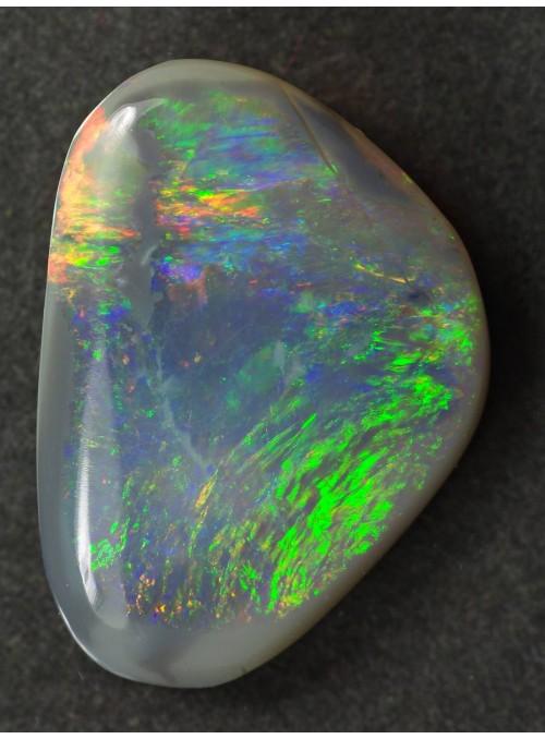 Drahý opál z Austrálie - 2,56ct