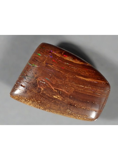 Boulder matrix opál - pestrobarevný žilky