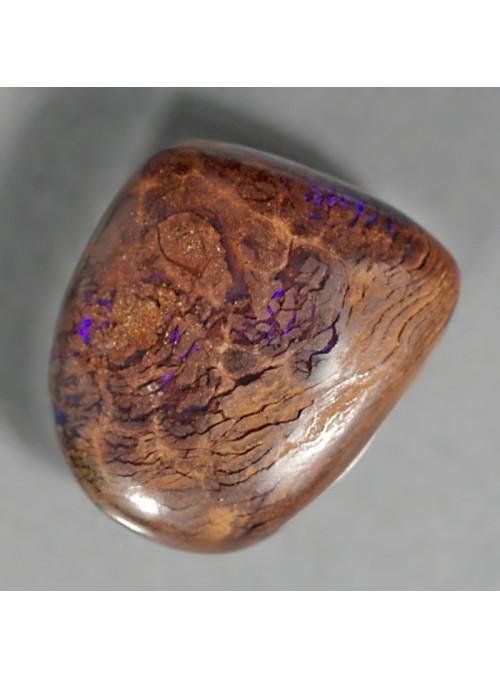 Boulder opál s fialovou barvou 15,5ct