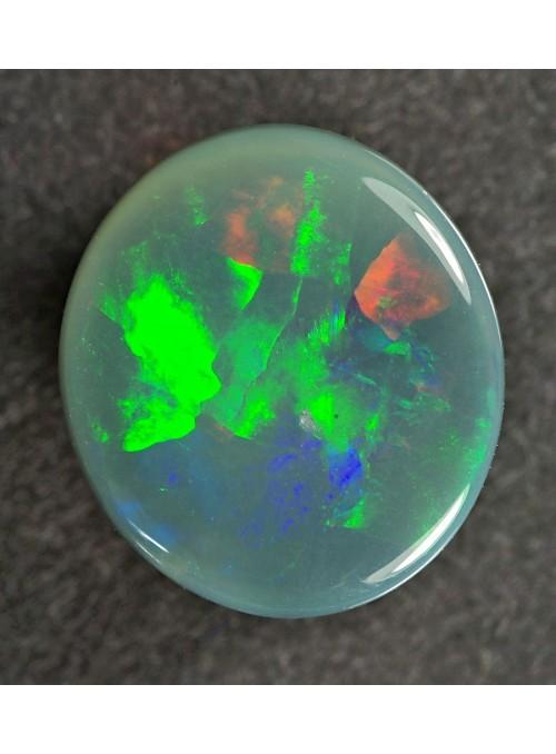 Drahý opál z Austrálie - Flagstone