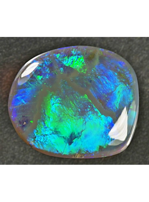 Špičkový drahý opál z Austrálie - 8,34ct