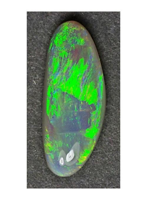 Drahý opál z Austrálie  13x5mm