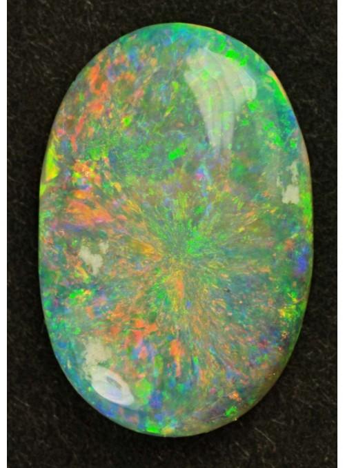Drahý opál z Austrálie 2,08ct