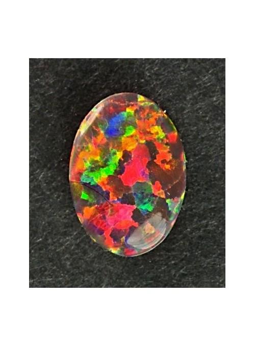 Syntetický opál