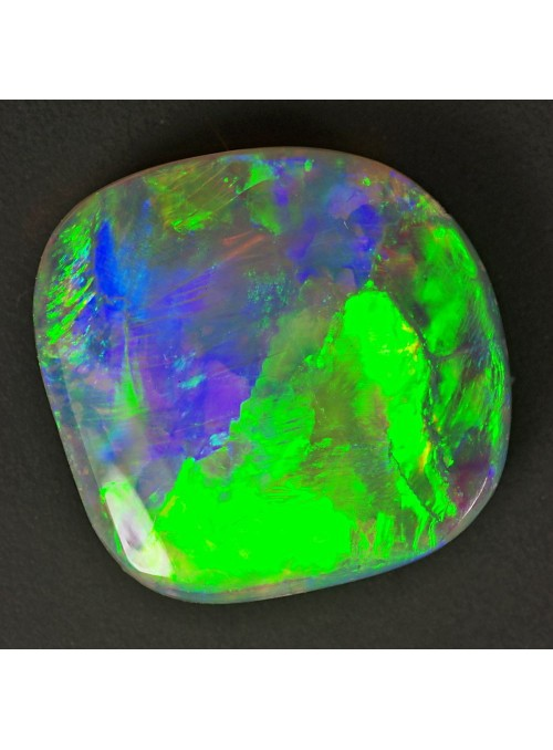 Drahý opál z Austrálie 11x11mm