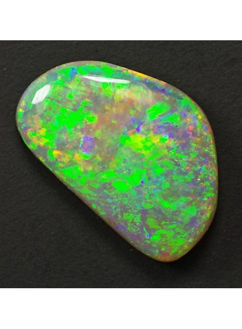 Drahý opál z Austrálie 10x7mm