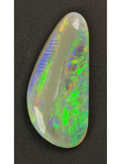 Drahý opál z Austrálie 13x6mm
